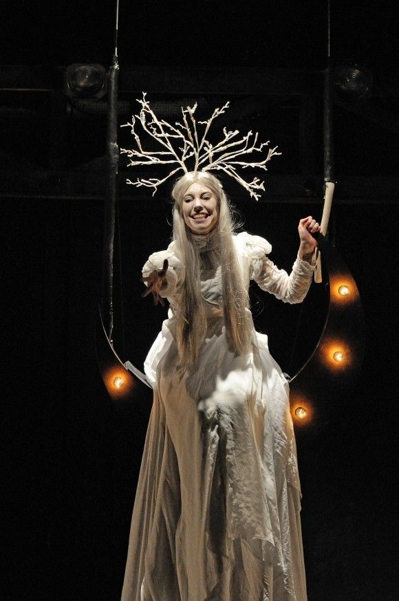 Trinity Rep's A Christmas Carol | Elise Hudson as the ...