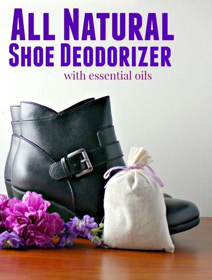 How To Make A Natural Shoe Deodorizer Sachet The Socialite S Closet Deodorize Shoes Natural Shoe Deodorizer Homemade Shoes