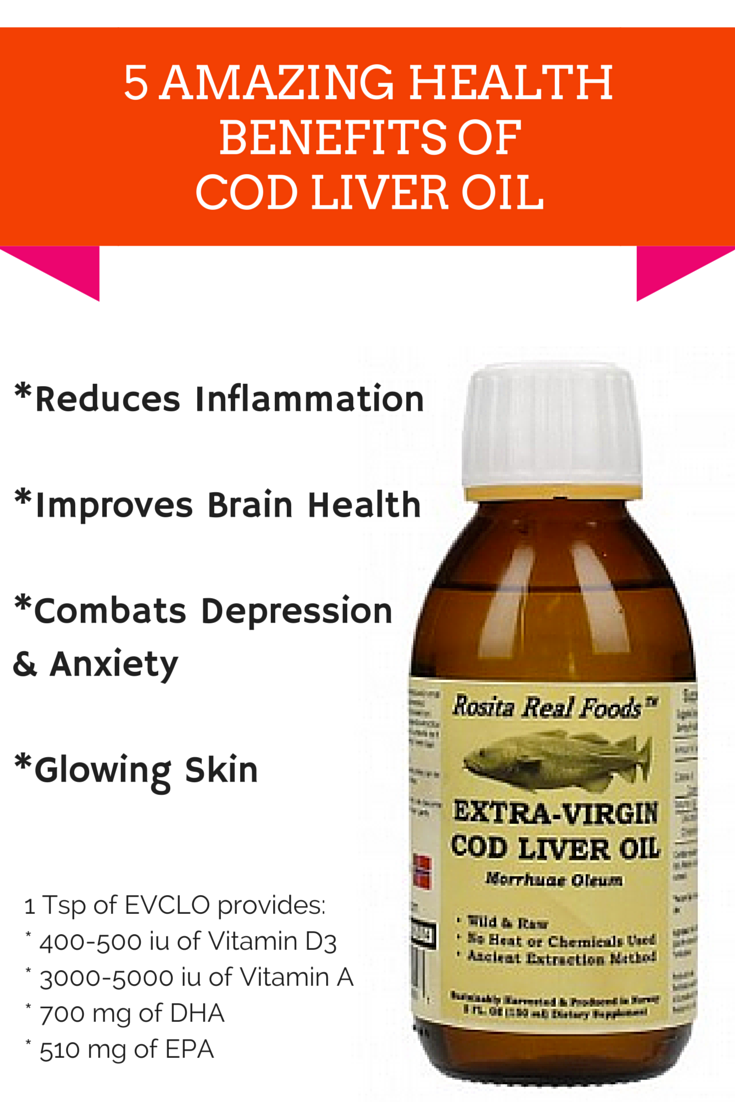 cod liver oil tablets weight loss