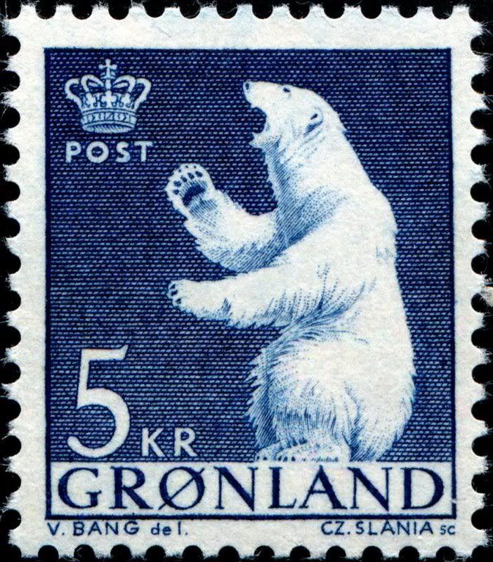Greenland 1963 Postage Stamps Stamp Postage Stamp Design