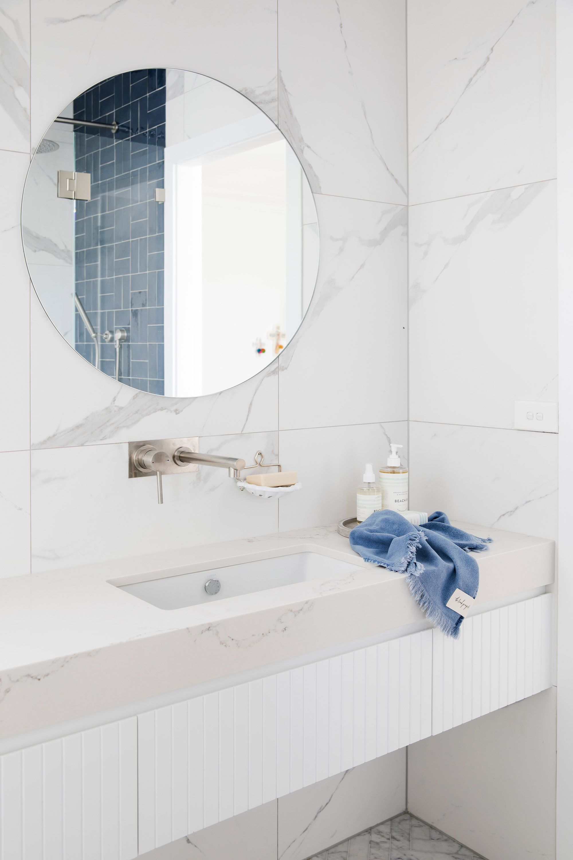 Three Birds Renovations  Bonnies Dream Home  Bathrooms