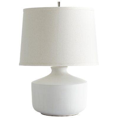 Cyan Design Mountain Snow 24 Table Lamp In 2020 White Table Lamp Table Lamp Transitional Table Lamps