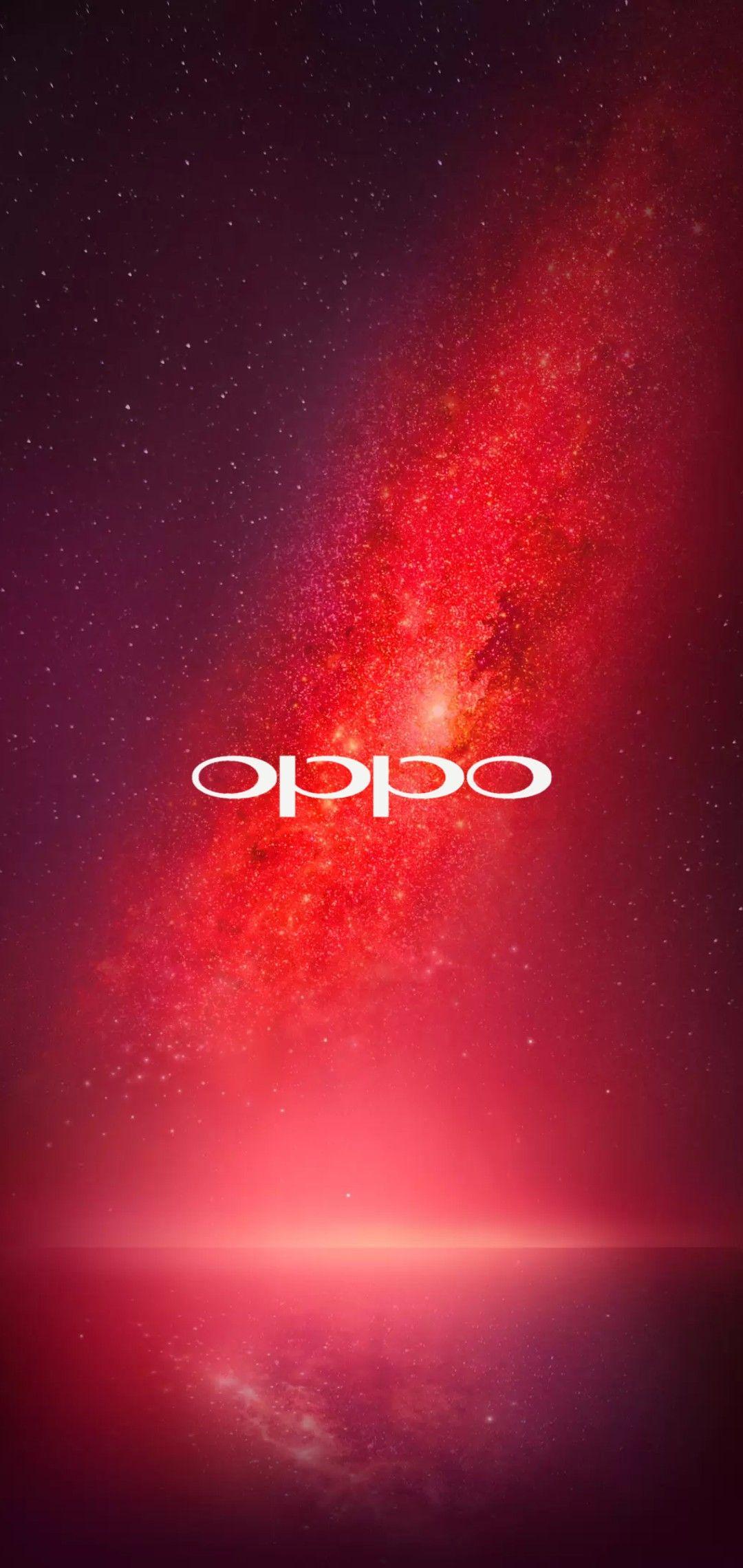 Original Oppo Space Background Wallpaper Ponsel Seni Cahaya Ponsel Full hd new wallpaper oppo