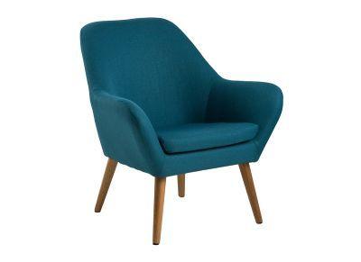 Fauteuil design bleu pétrole MIRA Home sweet Home