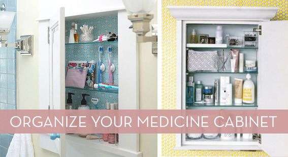 8 Quick Tips For Organizing Your Medicine Cabinet » Curbly   DIY Design Community