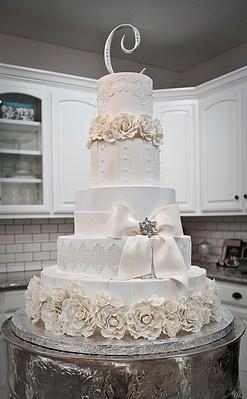 Calavera Cakery Longview TX Wedding ColorsCake