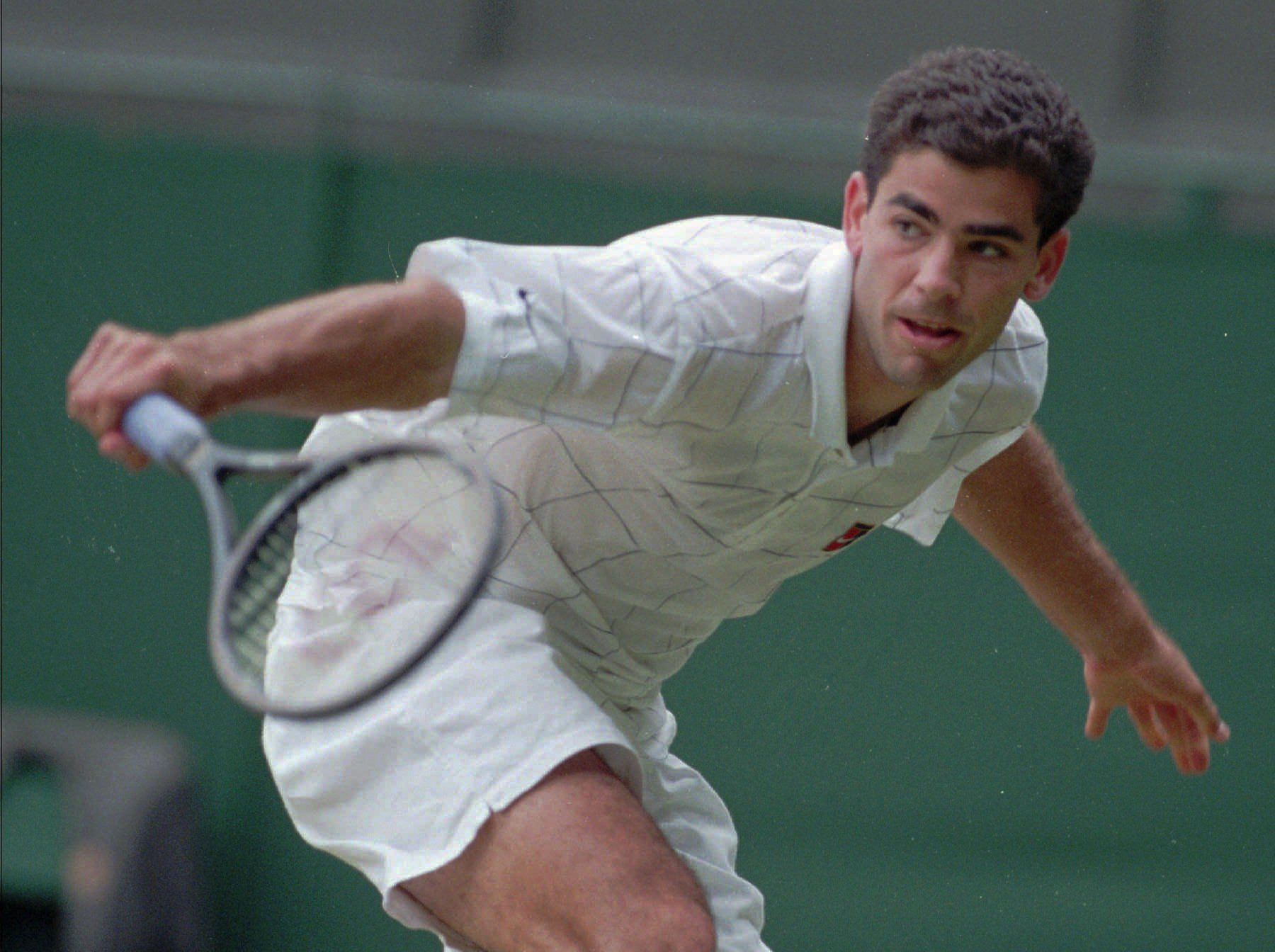 "Letter to My Younger Self"" by Pete Sampras"