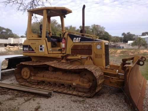 Heavy equipment