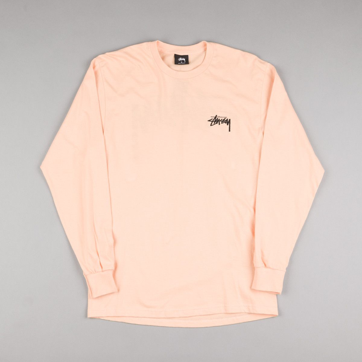 Stussy Original Stock Long Sleeve T-Shirt