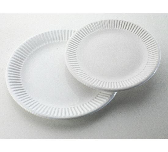 Christina Morali - China plate - white-small-large-morali