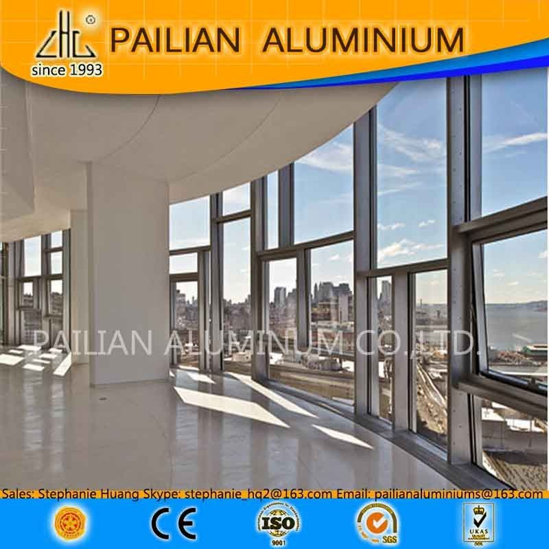 Germany Moser Brand Building Supplier Aluminum Unitized Curtain Wall ...