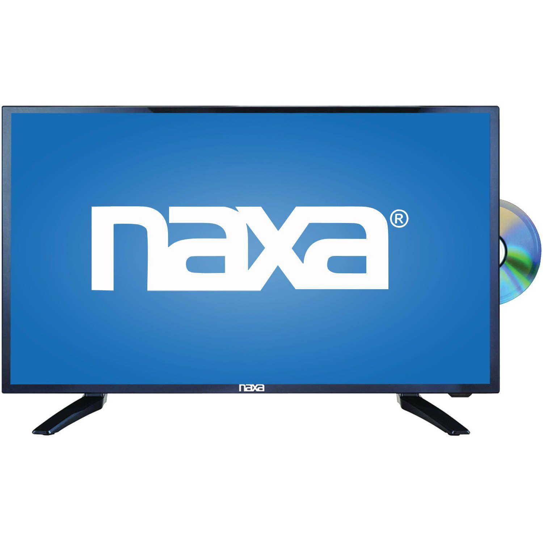 """Naxa NTD2456 24"""" 1080p LED HDTV/DVD/Media Player"""