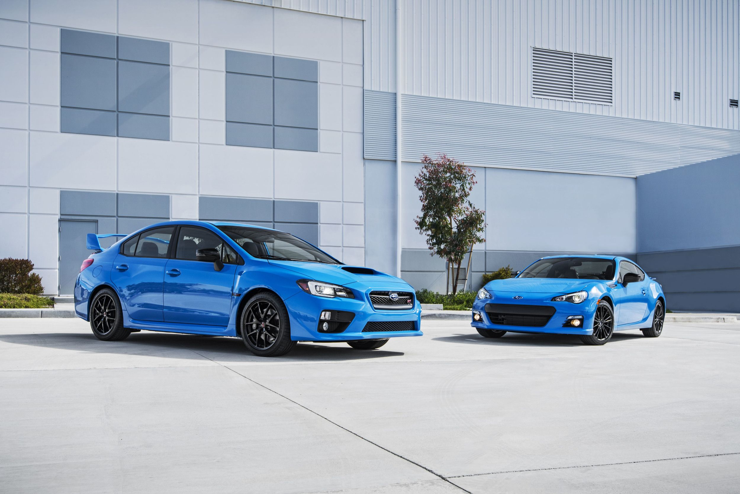 Subaru prices limited edition hyper blue models bluesports carshtmlthe