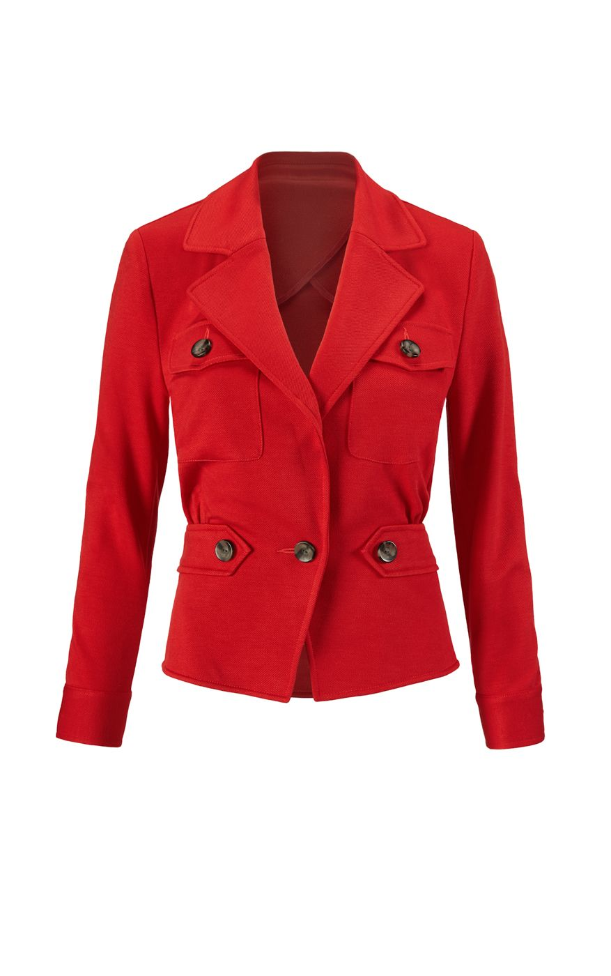 dc5f6864a1976 Heather, this is the little red jacket I mentioned... that I just got, and  want to have some items to style with it. Lynne. The LRJ - Cabi ...