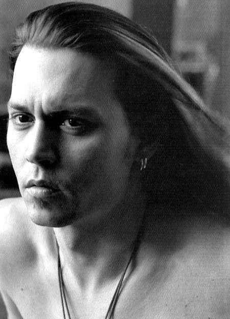 Johnny Depp ...mmmmm