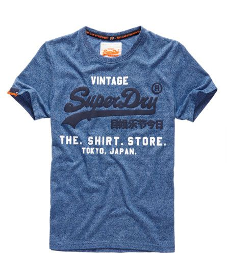Homme T shirts SUPERDRY T shirt Vintage Authentic Duo