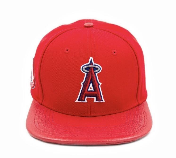 097e5b879becfa Pro Standard Los Angeles Angels MLB Strapback Hat #hatswag #mlb #playoffs  #baseballlove #lovebasball #baseballlove #swag #mensfashion #fashion  #lovefashion ...