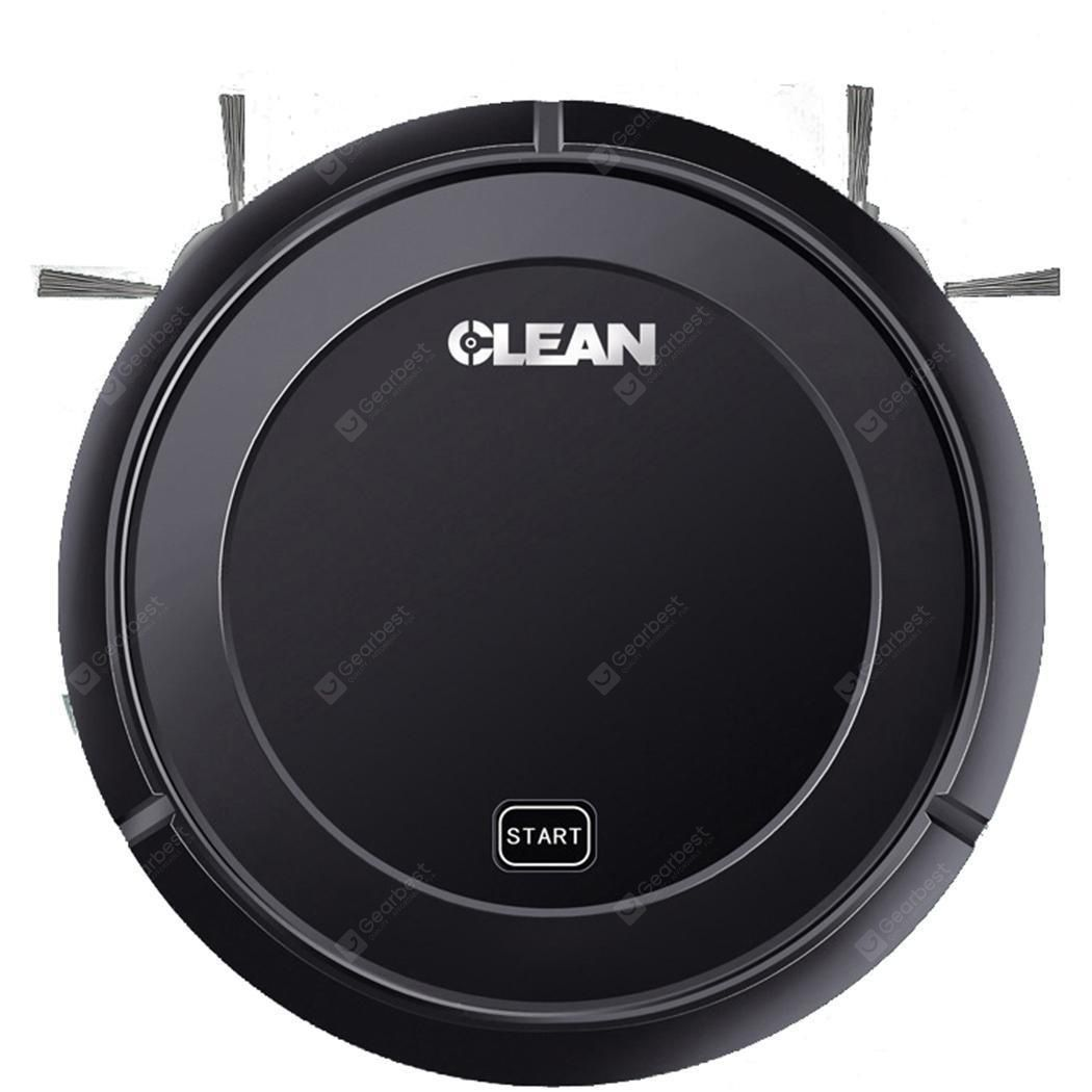 CLEAN 3in1 Automatic Robot Vacuum Cleaner Floor Cleaning