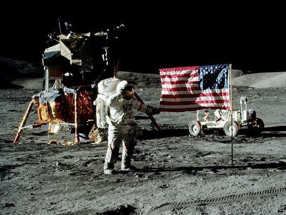 Descubra se você sabe tudo sobre o primeiro pouso do homem na Lua