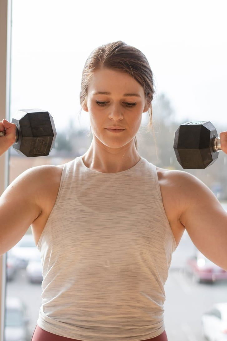 Only Have 1 Set of Dumbbells? Make a Workout With These 50 Bodyweight and Dumbbell Exercises