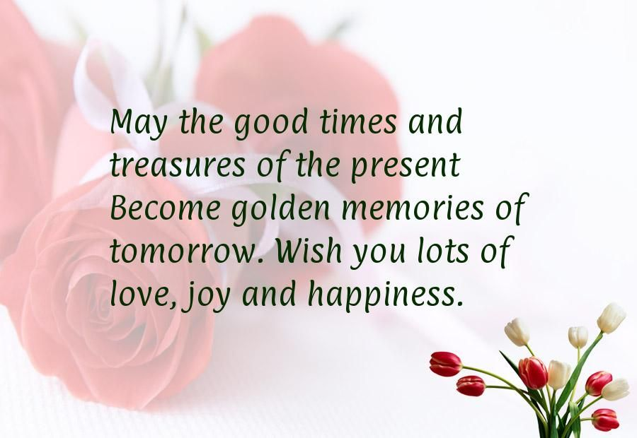 Wedding anniversary quotes for friends marriage