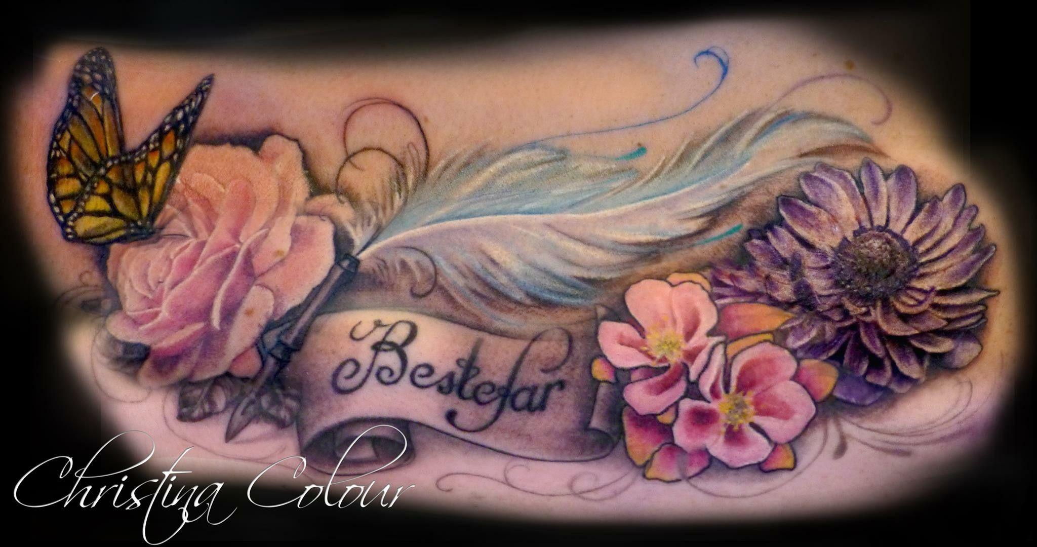 Pin by Kay Diaz on Tattoos Tattoos, Watercolor tattoo