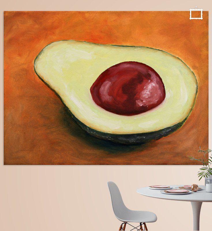 Avocado von Andrea Meyer - bild f r die k che
