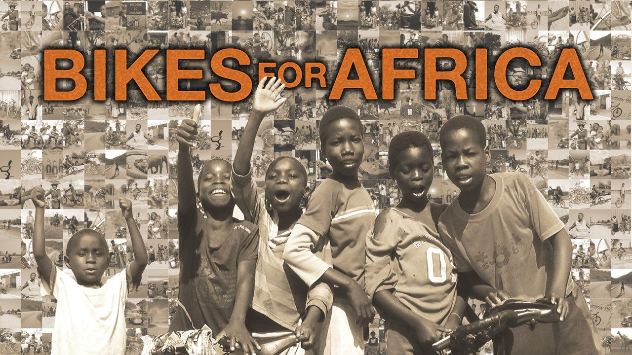 Bikes for Africa - Full Documentary!. Bikes for Africa is now free to watch online!  In 2003 Hap Cameron decided to dedicate his twenties to...