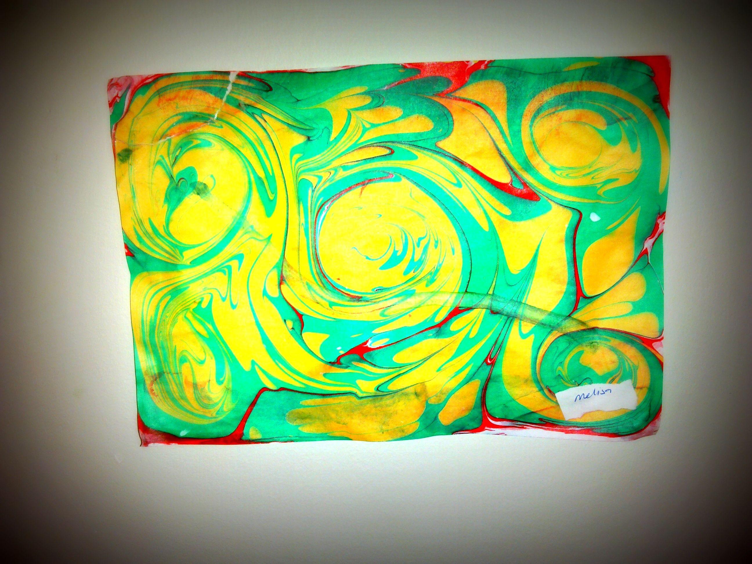 Art Work Ebru Montessori