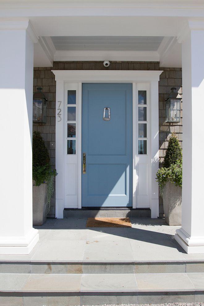 Superieur Shingle Style Gambrel Beach House BM Labrador Blue Exterior