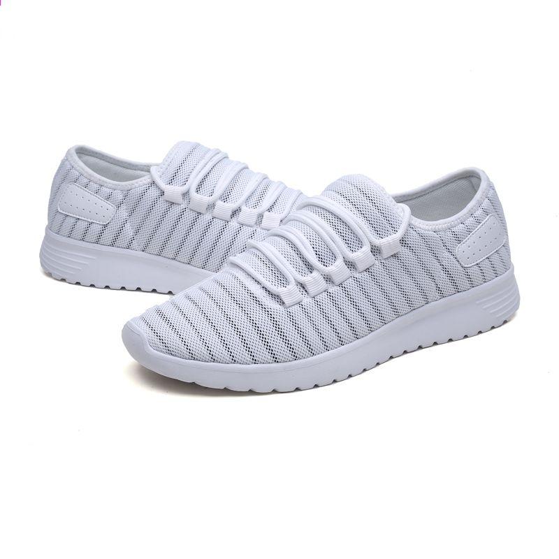 Fancihaway Lekkie Buty Do Biegania Dla Mezczyzn Wygodne Oddychajace Letnie Trampki Miekka Podeszwa Buty Do Chodzenia Adidas Sneakers Adidas Yeezy Boost Adidas