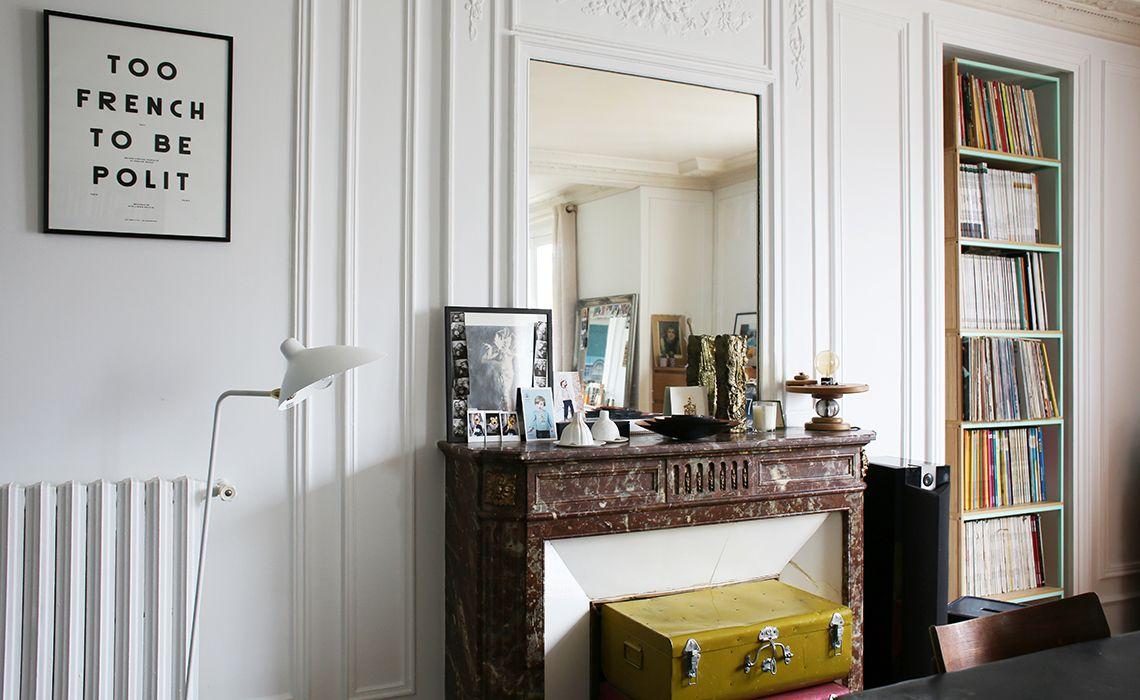 Eve, Paris 11ème - Inside Closet | Home sweet home | Pinterest