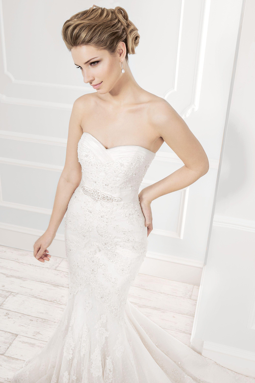 Ellis Bridals Style 11330 www.ellisbridals.co.uk | Wedding dresses ...