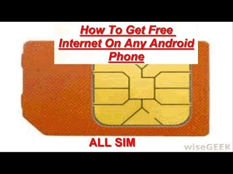 How To Hack Free Internet On Mobile Phone