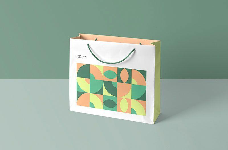 Download Free Shopping Bag Mock Up Mockuptree Bag Mockup Design Mockup Free Mockup Free Psd
