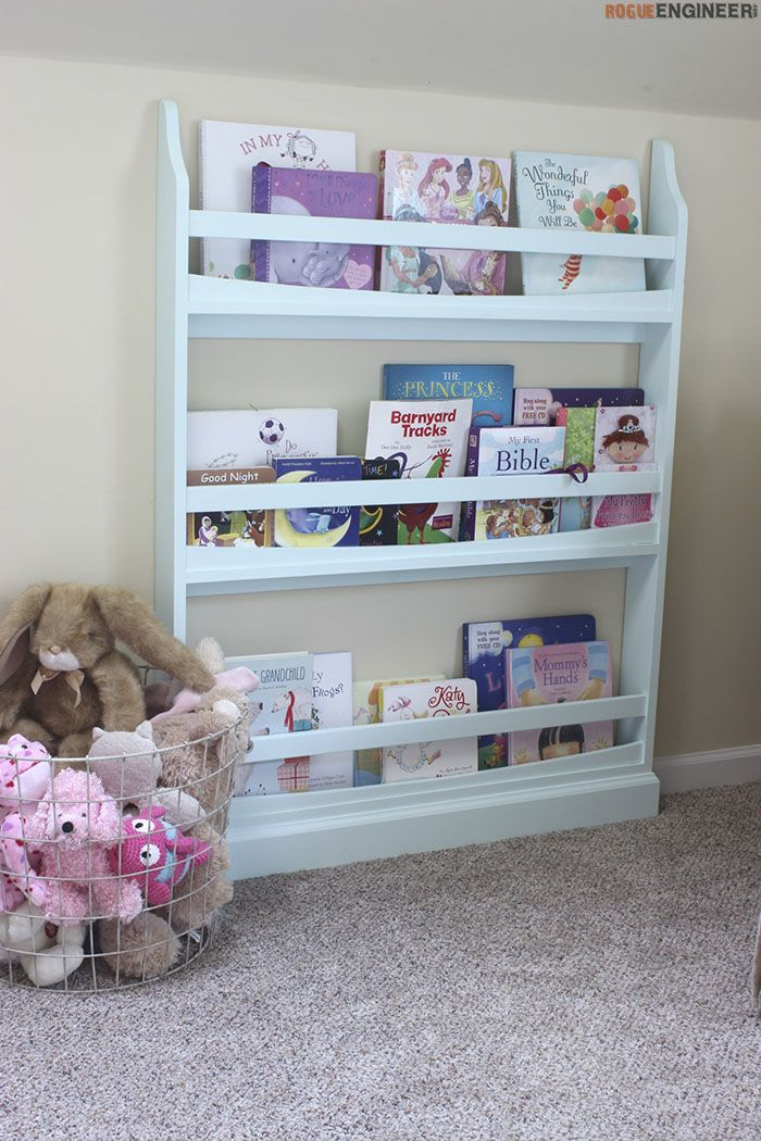 Diy Childrens Bookshelf Plans Free Easy Plans Rogueengineer Com Childrensbookshelf Babychilddiy Bookshelves Diy Diy Bookshelf Plans Diy Bookshelf Wall