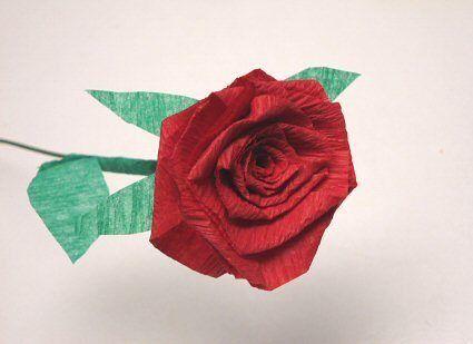 origami cmo hacer rosas de papel - Hacer Rosas De Papel