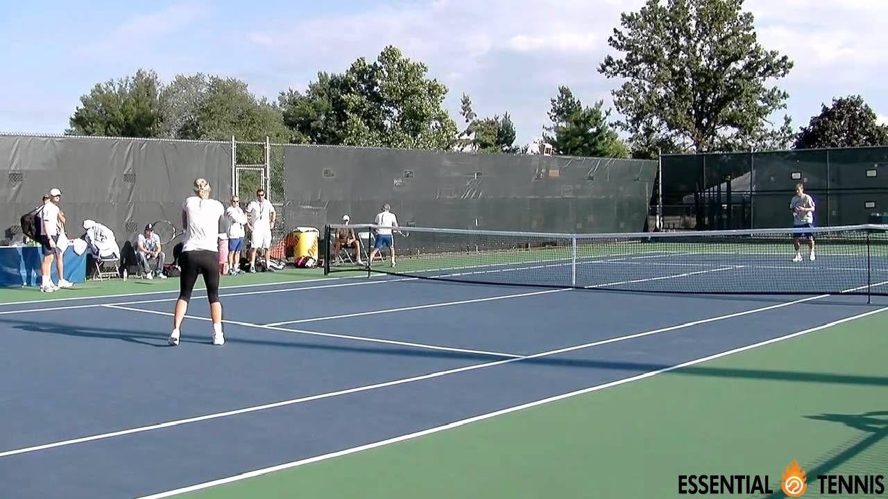 Short Court Tennis Lesson 1 Of 3 Mini Tennis Tutorial
