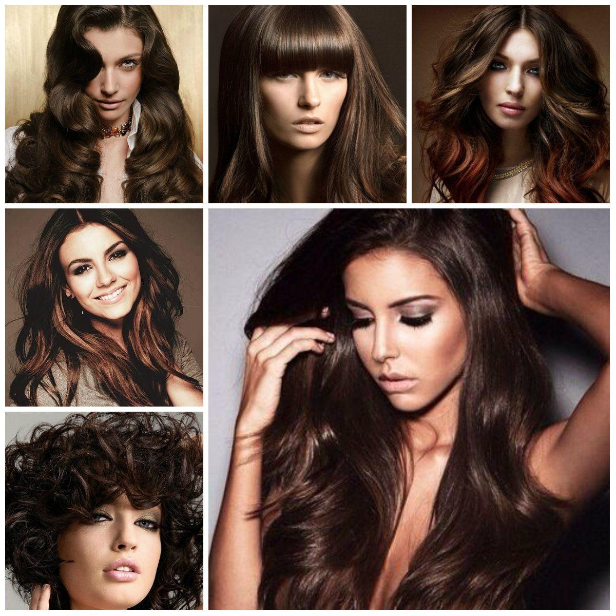 chocolate brown hair 2016 | Hair | Pinterest | Brown hair colors ...
