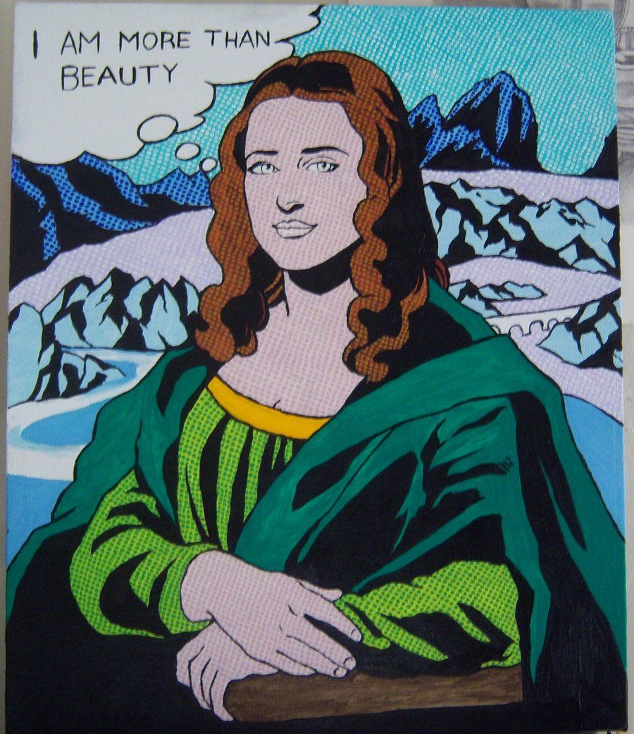 Exceptionnel Pop Art Mona Lisa | Pop Art | Pinterest | Mona lisa JS11