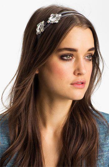 Tasha Gems Jewels Headband Nordstrom Prom Hair Accessories Headband Hairstyles Perfect Hair