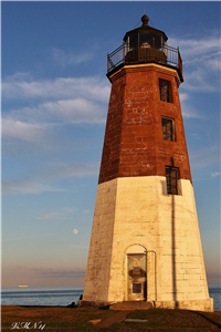 Point Judith Lighthouse #VisitRhodeIsland