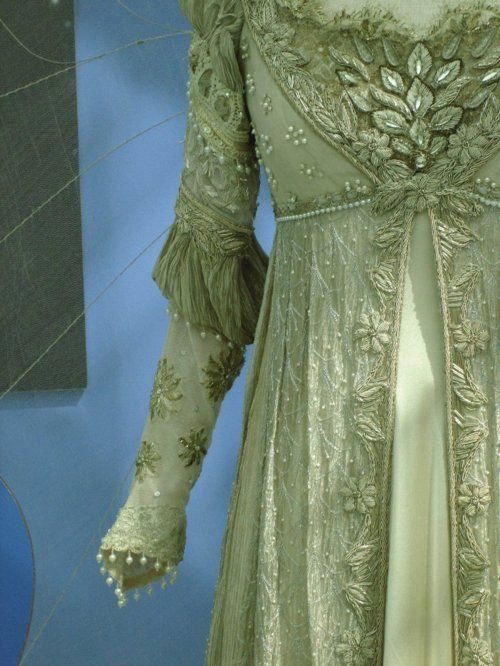 Another View of Danielle's Ball Gown in Ever After. Such great details.