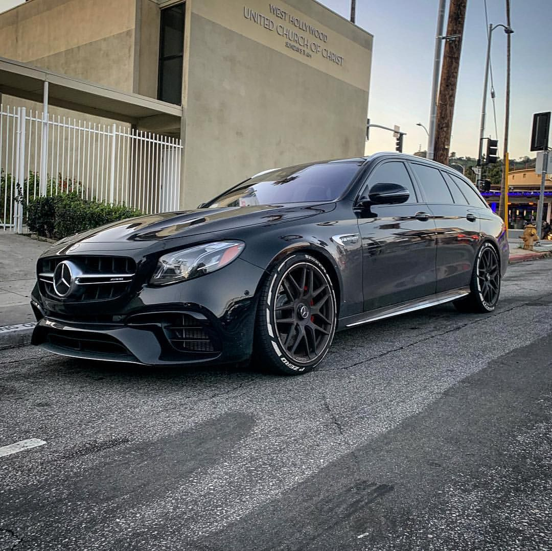 This Thing Is The Hardest Launching Benz I've Ever Driven