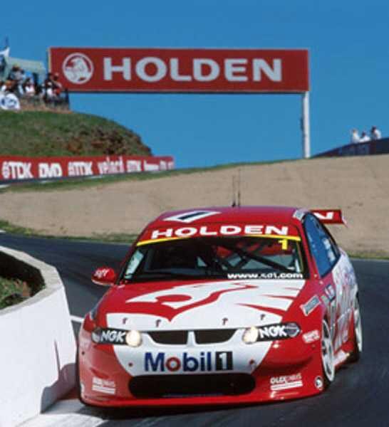 Mark Skaifes 2001 Vx Bathurst Winner Holden Muscle Cars Super Cars Holden