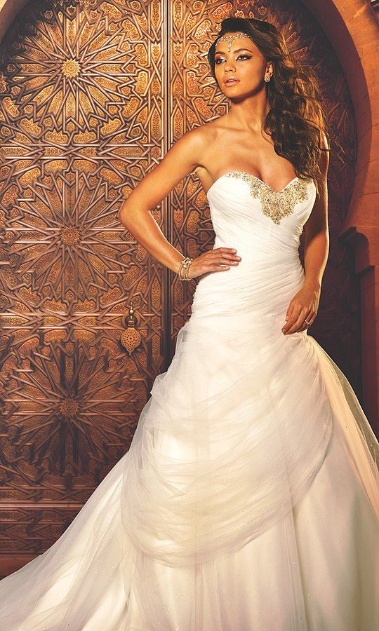 Alfred Angelo Disney Fairy Tale Weddings Bridal Collection Spring ...