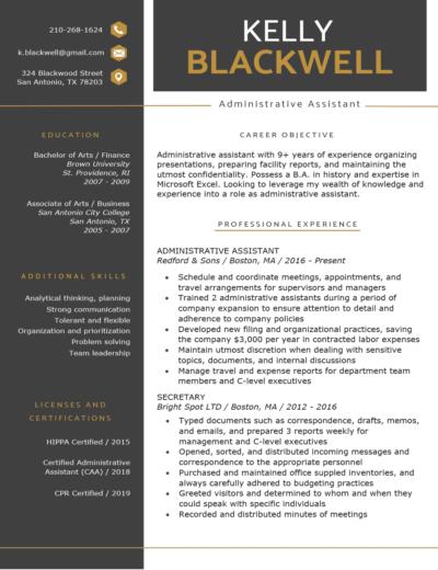 free resume builder genius sample objectives in for work immersion car mechanic cv customer service clerk
