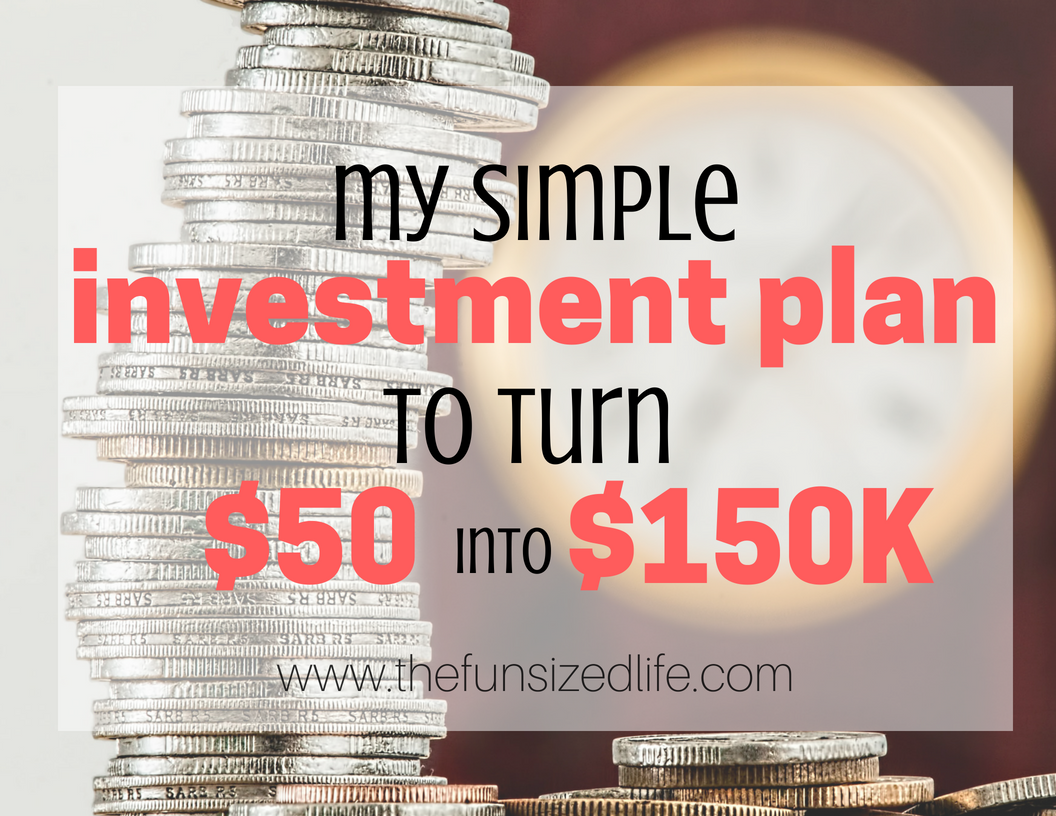 The Simple Investment Plan to Turn 50 into 150,000