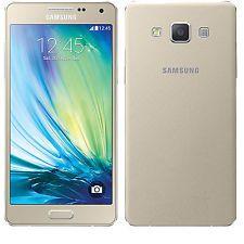 New Original Unlocked Samsung Galaxy A5 A500fu 16gb 5 0 13mp Smartphone Gold Samsung Galaxy Samsung Boost Mobile