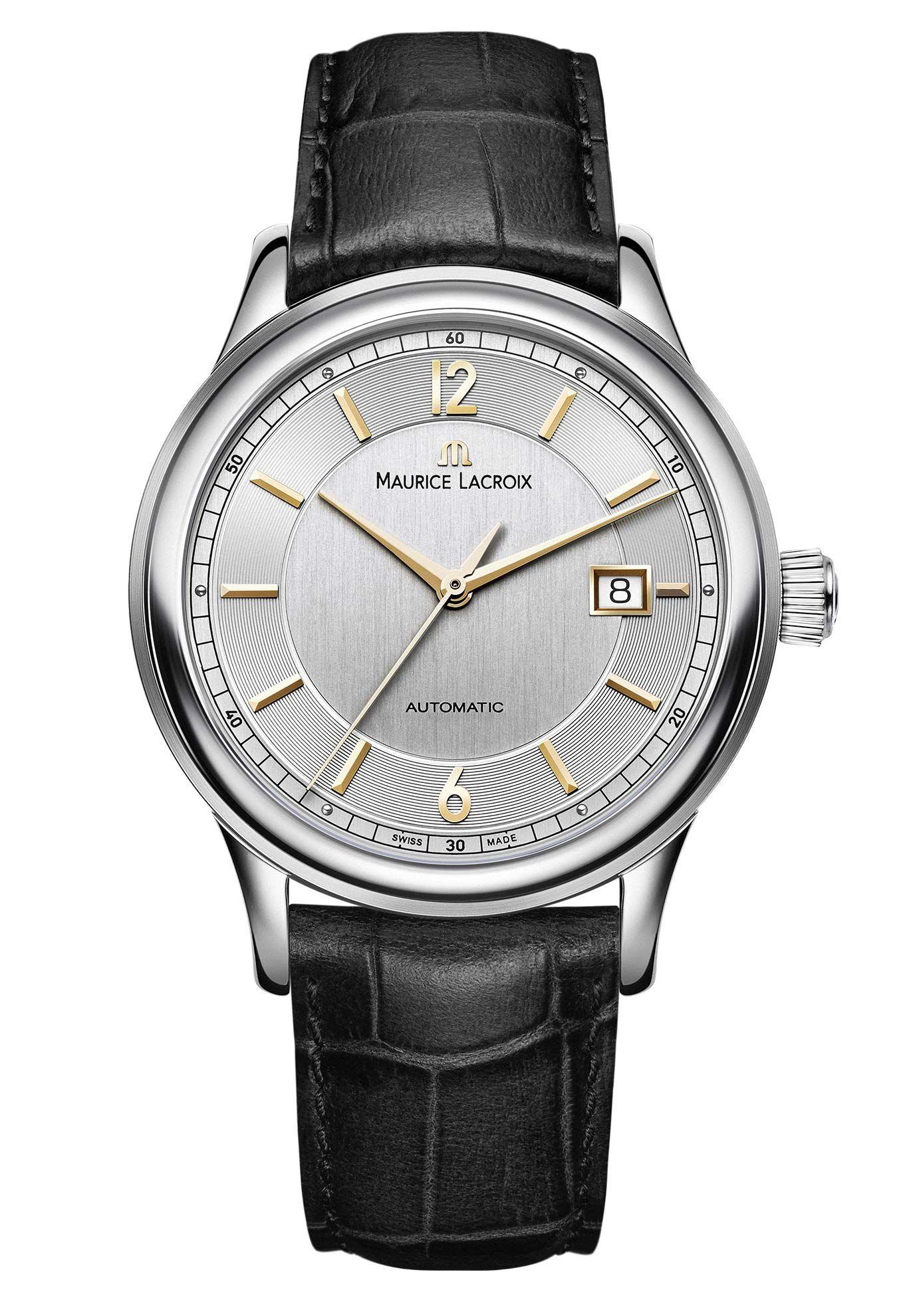 e57df4b32a0b Reloj Cro Maurice Lacroix Les Classiques Date Automático LC6098-SS001-121-1